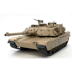 TAMIYA 56041 1/16 R/C U.S. M1A2 Abrams w/Option Kit