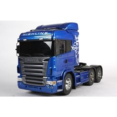 TAMIYA 56327 1/14 Scania R620 (Pre-Painted Blue) 440691