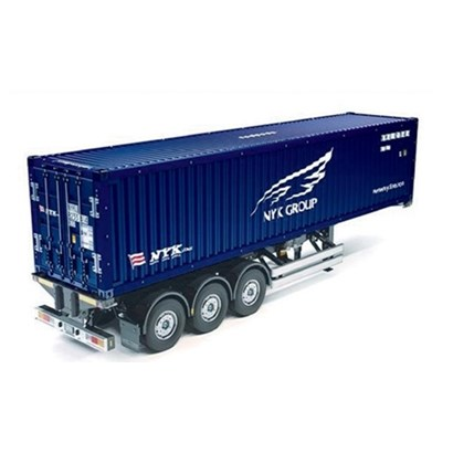 TAMIYA 56330 1/14 NYK 40ft Container Semi-Trailer