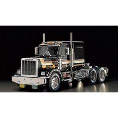 TAMIYA 56336 1/14 King Hauler  (Pre-Painted Black) 451648