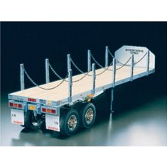 TAMIYA 56306 1/14 Flatbed Semi-Trailer 420597