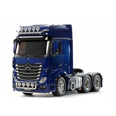 TAMIYA 56354 1/14 Mercedes-Benz Actros 3363 ( Pre-P.Pearl Blue)