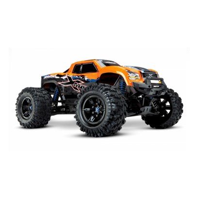 Traxxas X-Maxx 8S 4WD Brushless TQi TSM Orange-X