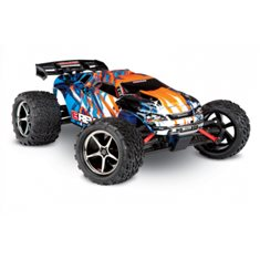 E-Revo 1/16 4WD RTR TQ Orange - Med Batt/Laddare