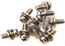 Gladius mini - Screws M2x5 - 10pcs