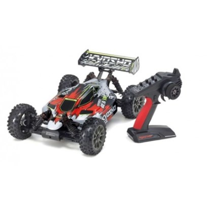 KYOSHO INFERNO NEO 3.0VE 1:8 RC BRUSHLESS EP READYSET - T2 RED