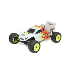 Mini-T 2.0 RTR, Gray/White: 1/18 2wd
