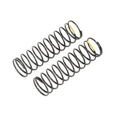 Yellow Rear Springs, Low Frequency, 12mm (2)