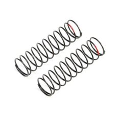 Red Rear Springs, Low Frequency, 12mm (2)