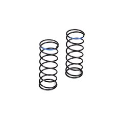 Front Shock Spring, 3.8 Rate, Blue: 22T