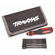 Traxxas 8719 Speed Bit Master Set Nut Driver (4,0/4,5/5,0/5,5/7,0/8,0)