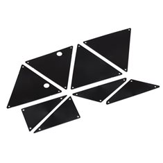 Traxxas 8434 Tube Chassis Inner Panels Set