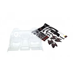 Traxxas 8512 Interior Clear (2)