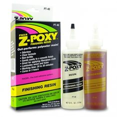 Z-Poxy Finishing Resin 354ml
