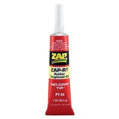 ZAP-RT CA Lim för Gummi mm 29.5ml