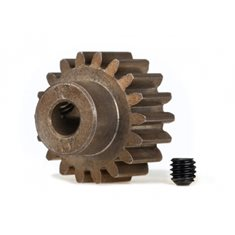 Traxxas 6491X Pinion Gear 18T 1.0M Pitch for 5mm shaft