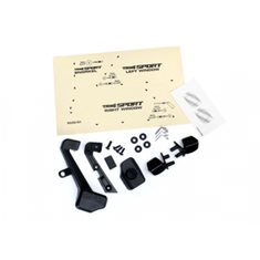 Traxxas 8119 Mirrors and Snorkel Set TRX-4 Sport