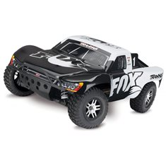Traxxas Slash 4x4 VXL RTR TQi TSM Fox - Utan Batteri & Laddare