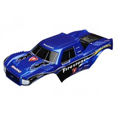Traxxas 3658 Kaross Bigfoot Firestone Replica Målad