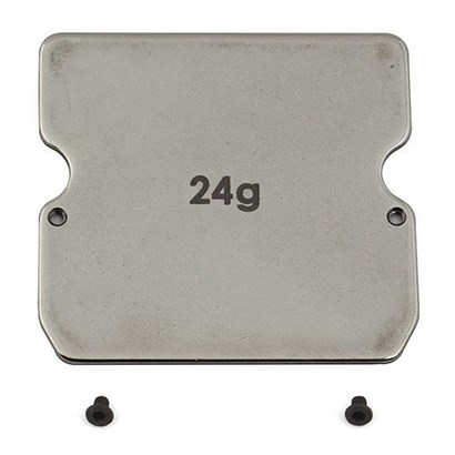 FT B6 Steel Chassis Weight, 24g 91747.