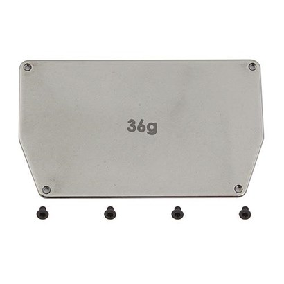 FT B6 Steel Chassis Weight, 36g 91748.