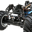 LMT 4WD Solid Axle Monster Truck RTR, Son-uva Digger Blue