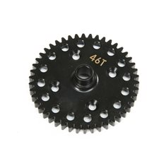 Center Diff 46T Spur Gear Lightweight: 8X.