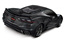 4-TEC 3.0 Chevrolet Corvette Stingray RTR Svart