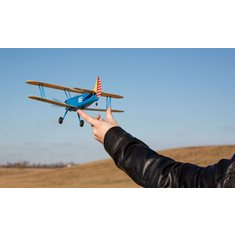 E-FLITE UMX PT-17 BNF with AS3X