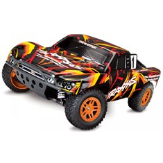 TRAXXAS Slash 4x4 XL-5 1/10 RTR TQ Orange